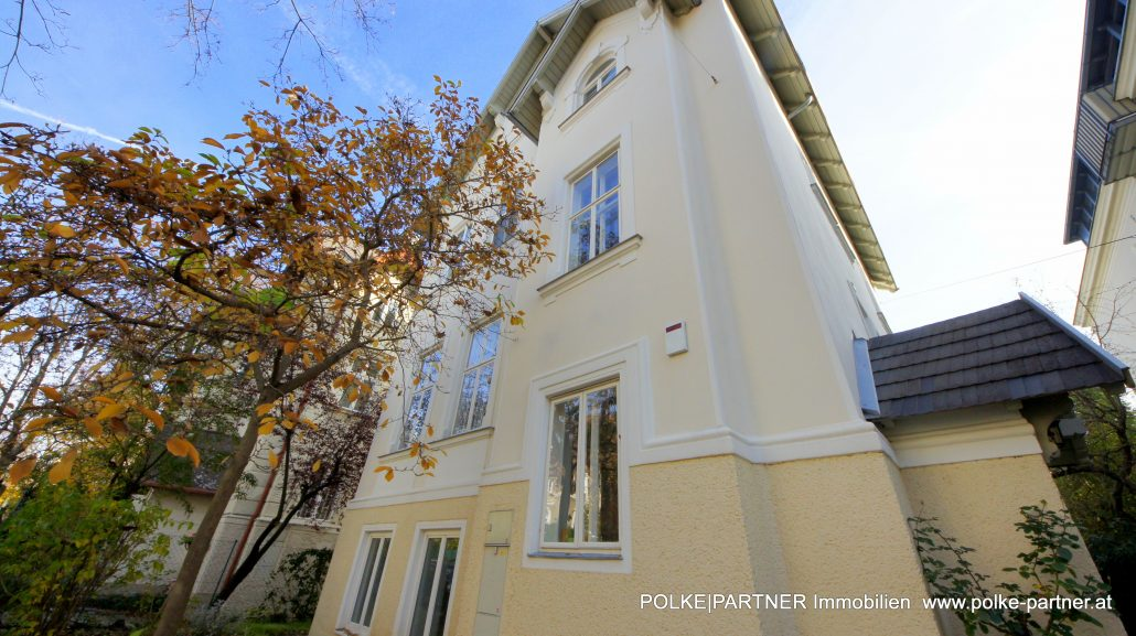 Villa in 1190 Wien Cottageviertel