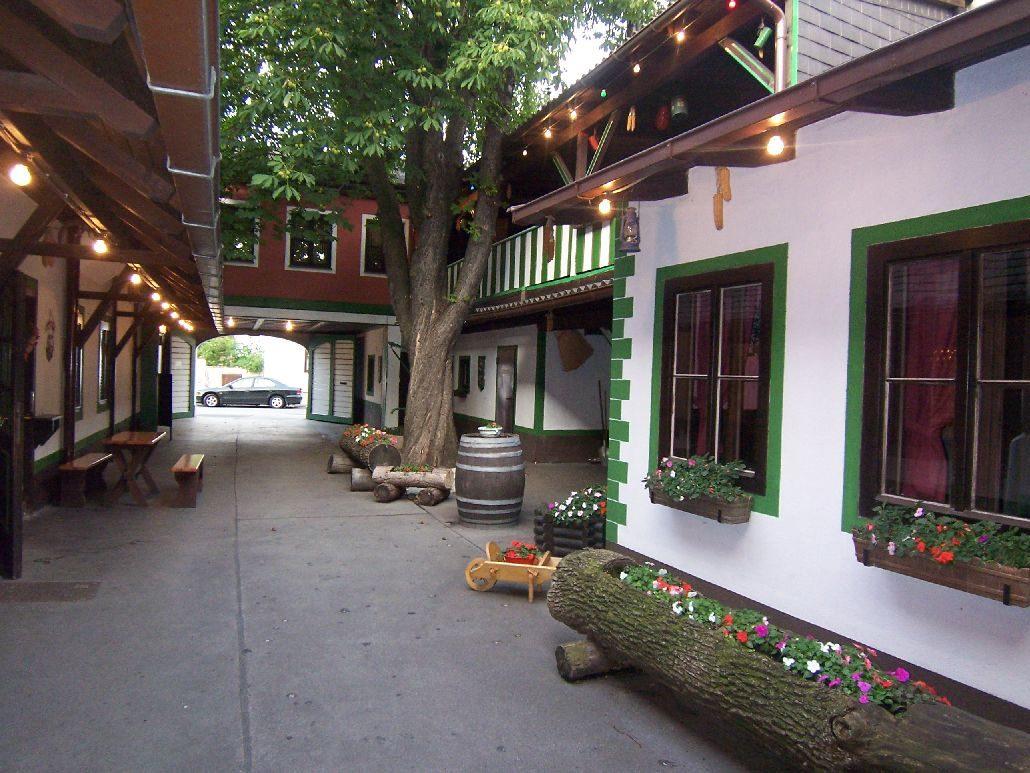 Polke-Partner Referenz - Heuriger Perchtoldsdorf