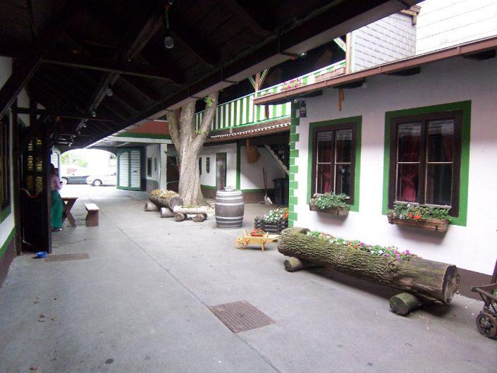 Polke-Partner Referenz - Heuriger Perchtoldsdorf (2)