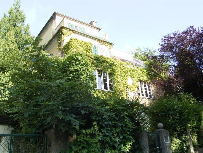 Polke-Partner Referenz - Villa 1130 Wien