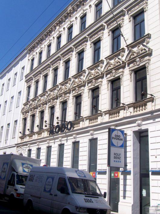 Polke-Partner Referenz - verkauf Möbelhaus 1160 Wien (1)